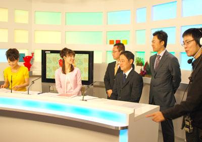 プロマーケット掲載先生がTV出演